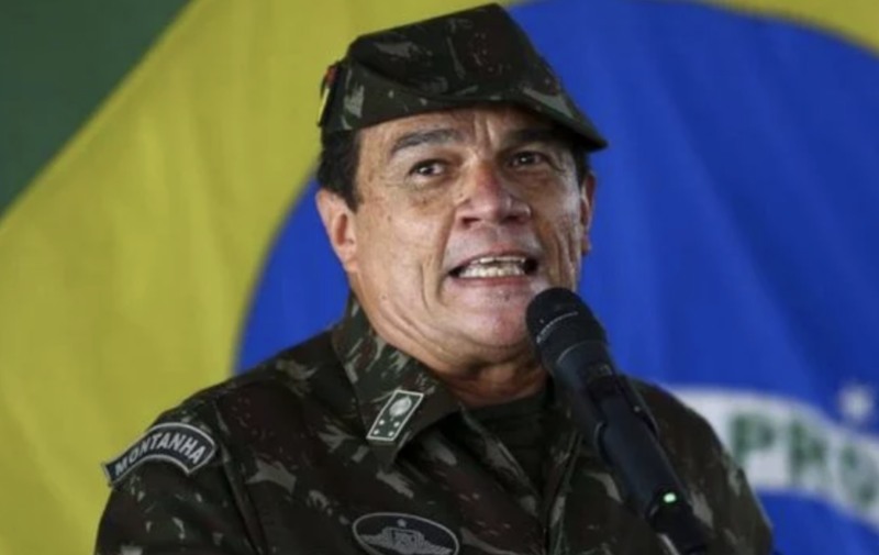 Jeferson Miola: O delírio do comandante do Exército em seu primeiro discurso