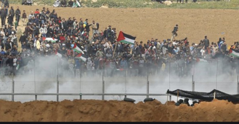 """Humans Right Watch: Israel comete """"crimes de apartheid"""" contra palestinos"""