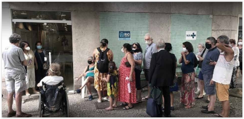 Fiocruz: Alta proporção de testes positivos revela que circulação do vírus continua intensa em todo o Brasil