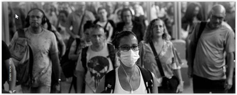 """Fiocruz: Pandemia continua """"rejuvenescendo"""" no Brasil; íntegra"""