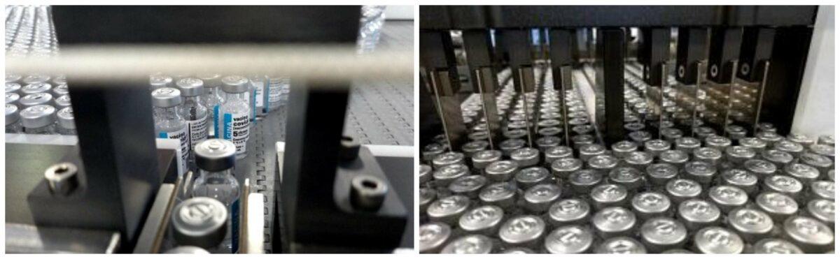 Vacina Covid-19: Fiocruz já produz 900 mil doses por dia; até 2 de maio entrega 18,4 milhões