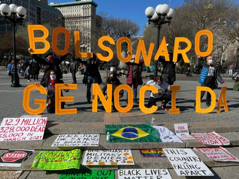 Central de Movimentos Populares confirma 74 atos contra Bolsonaro no J19; confira os locais