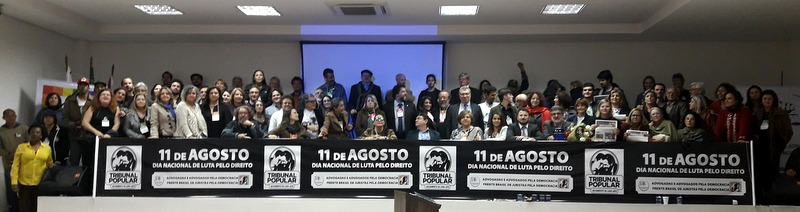 Tribunal Popular da Lava Jato volta a se reunir hoje; Kakay e Marcelo Tadeu convidam para live, que será transmitida ao vivo