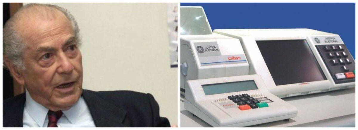 Vivaldo Barbosa: Urna eletrônica com voto impresso, exigência de Brizola, deixaria Bolsonaro sem argumento para contestar vitória de Lula