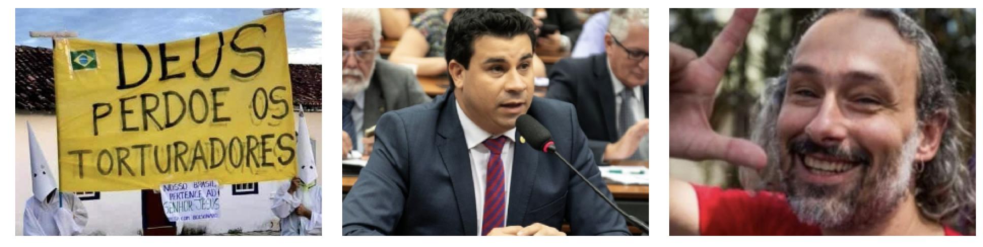 Carlos Veras: Casos Pilha e Lucimauro fazem parte de escalada de violência, que já tem 79 casos de intimidação por Bolsonaro