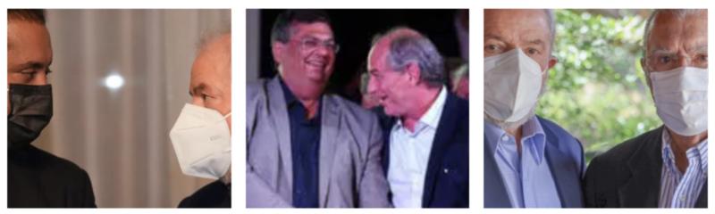 Folha diz que Lula quer apoio de Sarney e Dino ao mesmo tempo, com político do partido de Ciro candidato ao governo do Maranhão