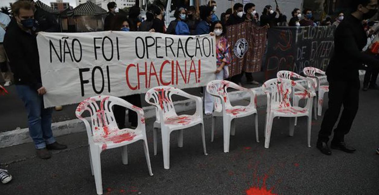 Juiz Damasceno: Executores e toda a cadeia de comando têm que ser julgados pelo Tribunal Penal Internacional