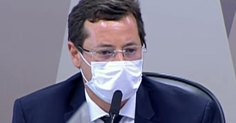 Wanjgarten tem duas mentiras comprovadas em sessão da CPI, mas presidente se nega a prendê-lo; veja as provas