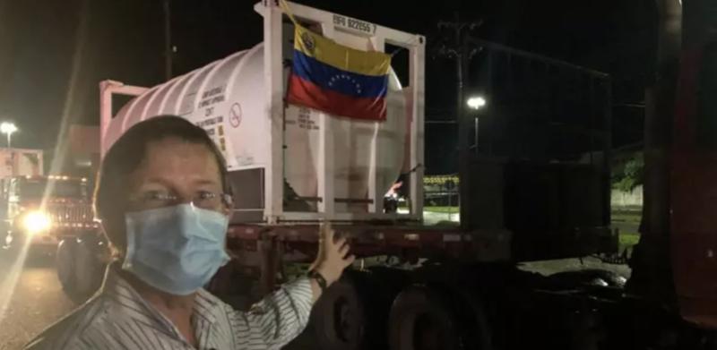 Presidente da CPI enquadra ex-chanceler: caminhões da Venezuela levaram dias para trazer oxigênio até Manaus, quando poderiam ter sido horas