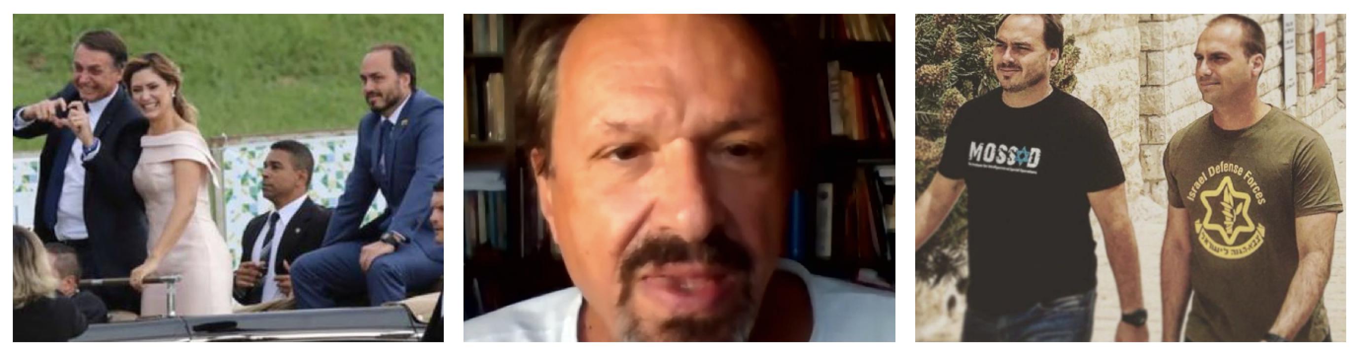 Ivan Seixas adverte o Exército: Abin paralela de Carlos Bolsonaro também poderia monitorar militares