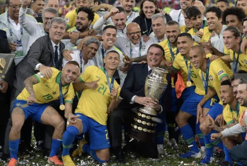 Ex-ministro Padilha pede a governador Doria que proíba a Copa América em SP