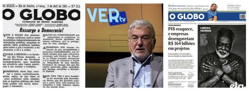 Lalo Leal: Omissão da imprensa é histórica e agora se explica pela busca desesperada de uma terceira via