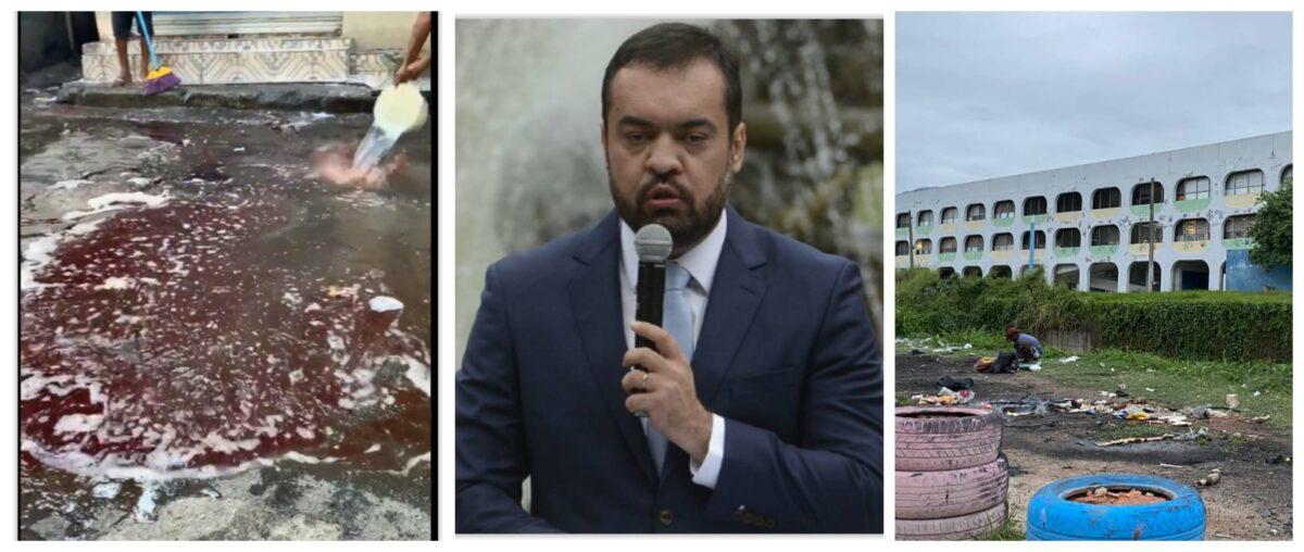 Vivaldo Barbosa: O governador é o culpado pela chacina no Jacarezinho; ele chancelou a operação