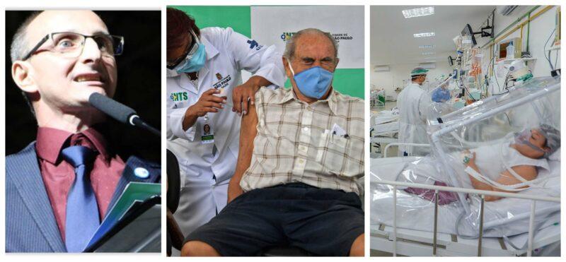 Pigatto: Proteger os trabalhadores da Saúde na pandemia é defender o SUS e cuidar da população do Brasil