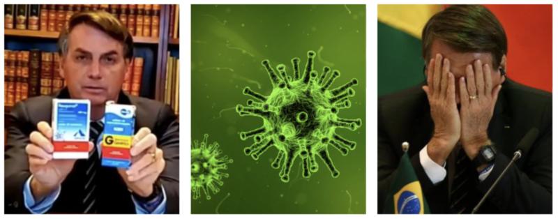 Como o governo Bolsonaro disseminou o vírus da covid pelo Brasil; íntegra do estudo da USP