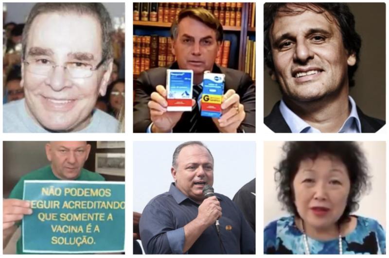 """Lobby de Bolsonaro por """"tratamento precoce"""" rendeu milhões de reais a empresários e médicos aliados"""