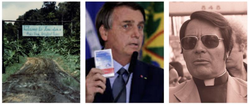 Renan compara Bolsonaro a Jim Jones: propôs abolir a máscara no dia em que Brasil teve 2.504 mortes por covid