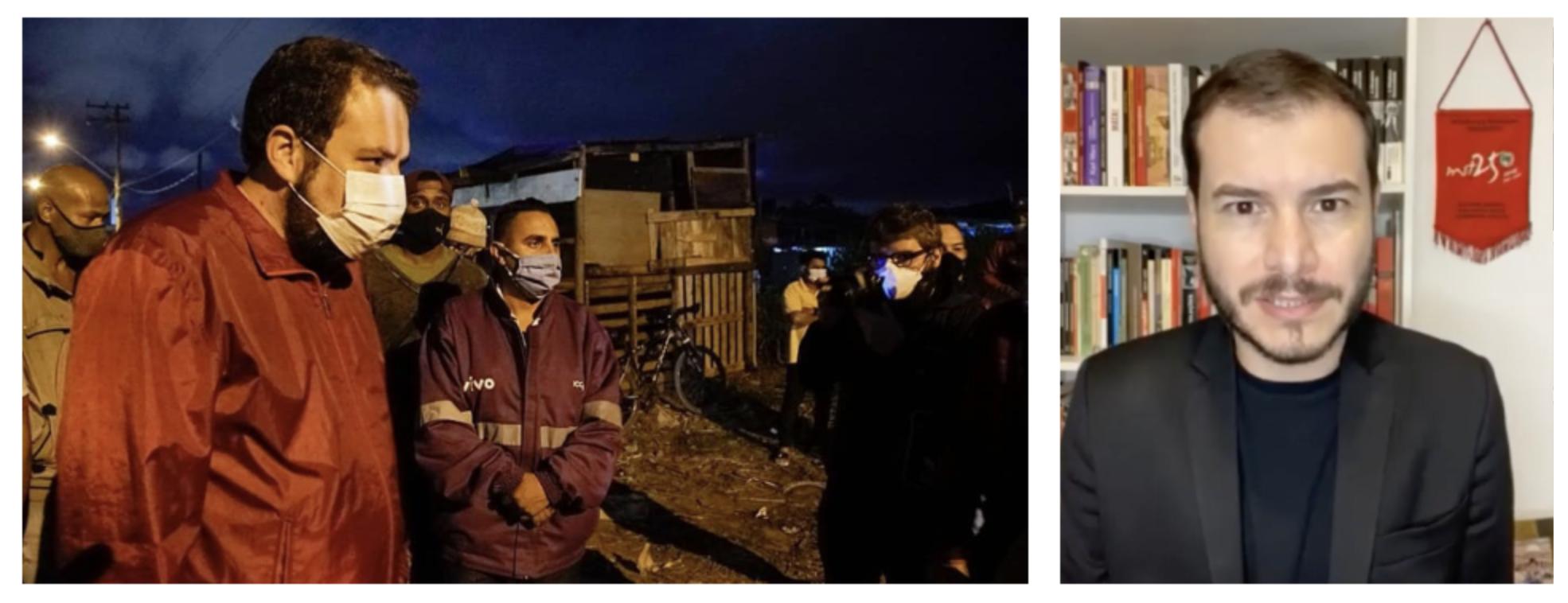 Juliano Medeiros: Psol conversa com PSB, Rede, PDT e PCdoB por apoio a Boulos em São Paulo