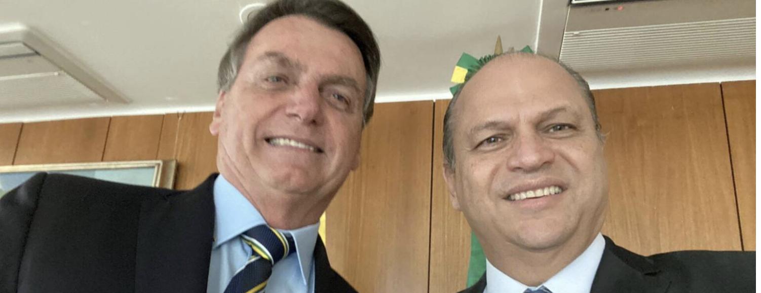 Bolsonaro sabia, mas não fez nada para barrar o vacinagate, patrocinado pelo líder do governo na Câmara
