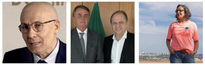 """Vereadora Ana Lúcia: Ricardo Barros já trouxe a Maringá o """"rei da fraude"""", que prometeu fábrica de aeronaves e hoje está preso. Agora, Barros """"será fritado"""" por Bolsonaro"""