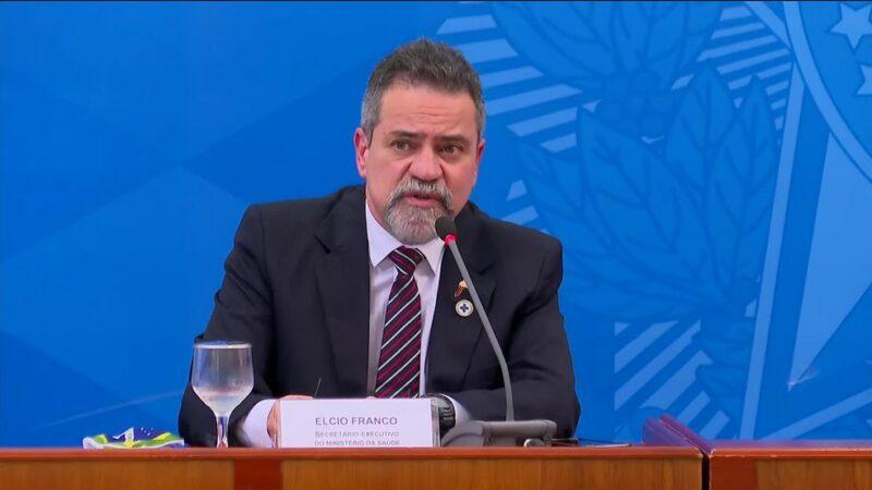 CPI da Covid ouve coronel Élcio Franco, braço-direito do general Pazuello no Ministério da Saúde; veja