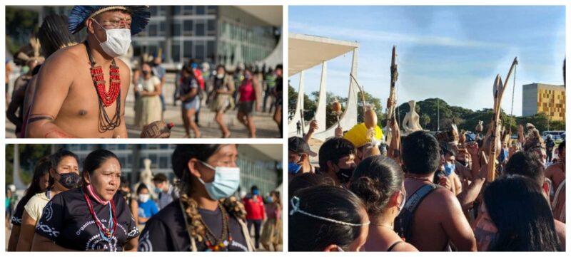 STF começa a decidir nesta quarta futuro das demarcações das Terras Indígenas no Brasil; assine a carta em apoio