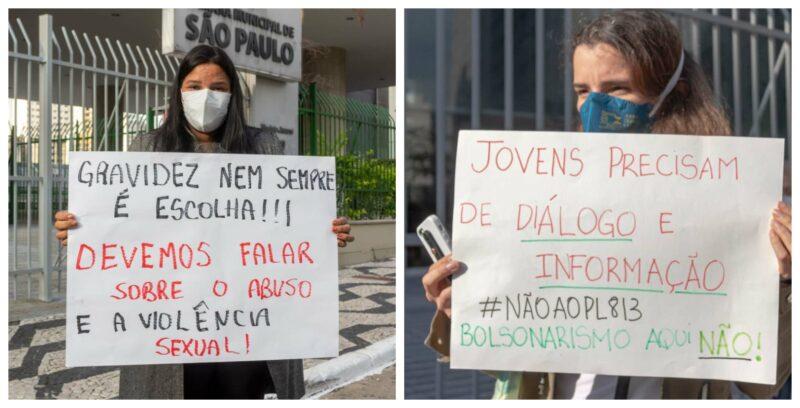Juliana Cardoso: Câmara de SP quer votar projeto de lei de abstinência sexual
