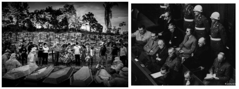 Julian Rodrigues: Da CPI da Covid ao Tribunal de Manaus; genocidas terão de ser julgados e punidos, como em Nuremberg