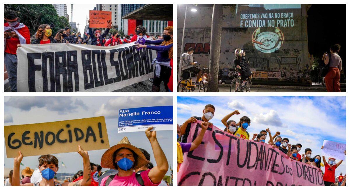 Paulo Pimenta: Basta de fome e mortes. Dia 19, nas ruas ou redes sociais, fora Bolsonaro!
