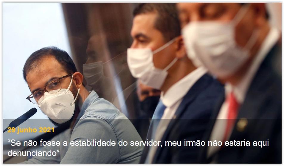 """Pimenta: Conversa gravada dos Miranda com Bolsonaro tem 50 minutos de """"muita informação e baixaria"""""""