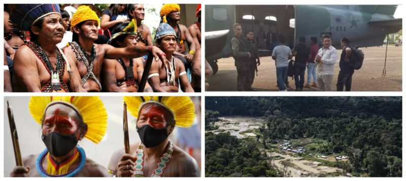 Justiça manda FAB levar a Brasília lideranças dos Munduruku, como fez em 2020 com garimpeiros ilegais; íntegra