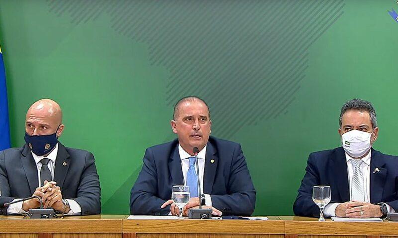 Deputado pede ao presidente da CPI a prisão de Onyx e do coronel Elcio Franco por ameaça de testemunhas