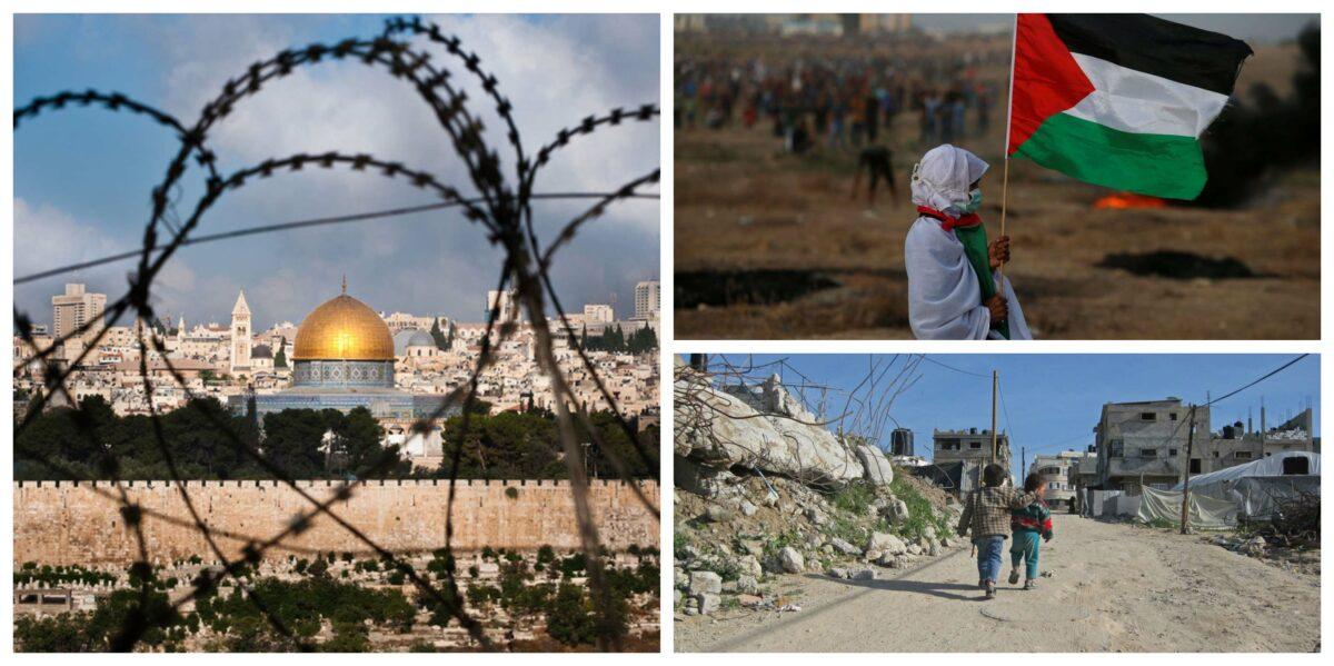 """""""Todos os palestinos espalhados pelo mundo têm o direito de retorno à Palestina"""""""