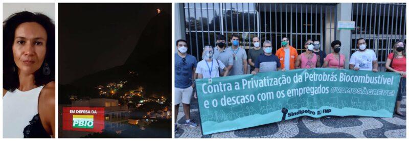 Raquel Sousa denuncia venda 'escandalosa' da Petrobras Bio: Divulgação omite crédito fiscal de R$ 2,3 bilhões e  desvaloriza patrimônio público