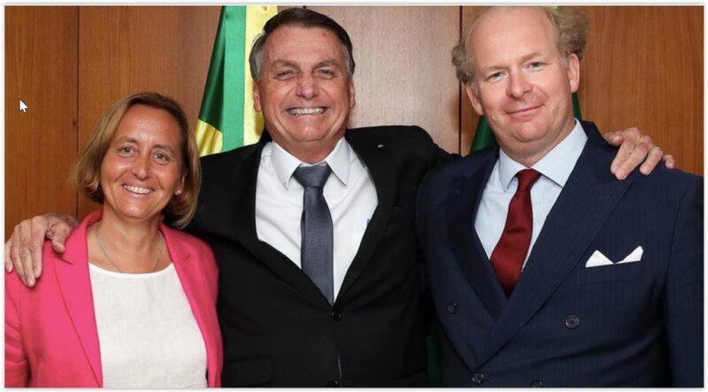 """Nota dos coletivos judaicos progressistas sobre encontro de Bolsonaro com deputada da extrema direita alemã: """"Lamentável""""; íntegra"""