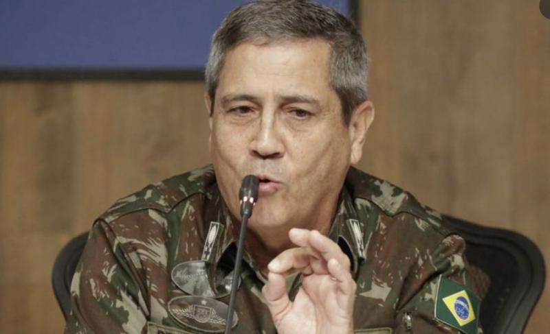 "Jeferson Miola: General Braga Netto é ""um elemento perigoso para a democracia"""