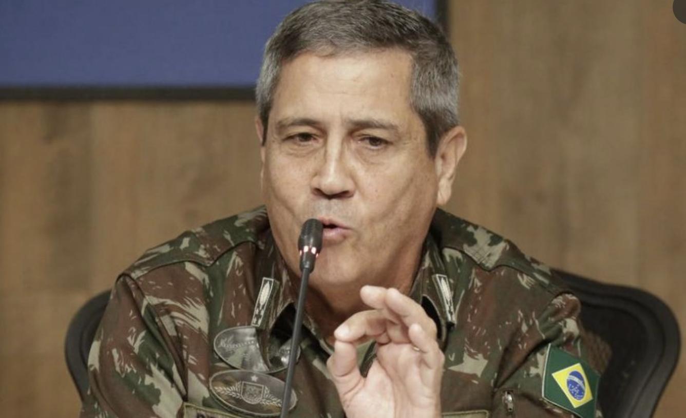 """Braga Netto desmente Estadão, mas diz que debate sobre """"voto eletrônico auditável"""" é legítimo; será interpelado no STF"""