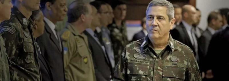"""General faz ameaça a presidente da Câmara por voto impresso: """"Seu destino será a cadeia"""", diz Paulo Teixeira"""