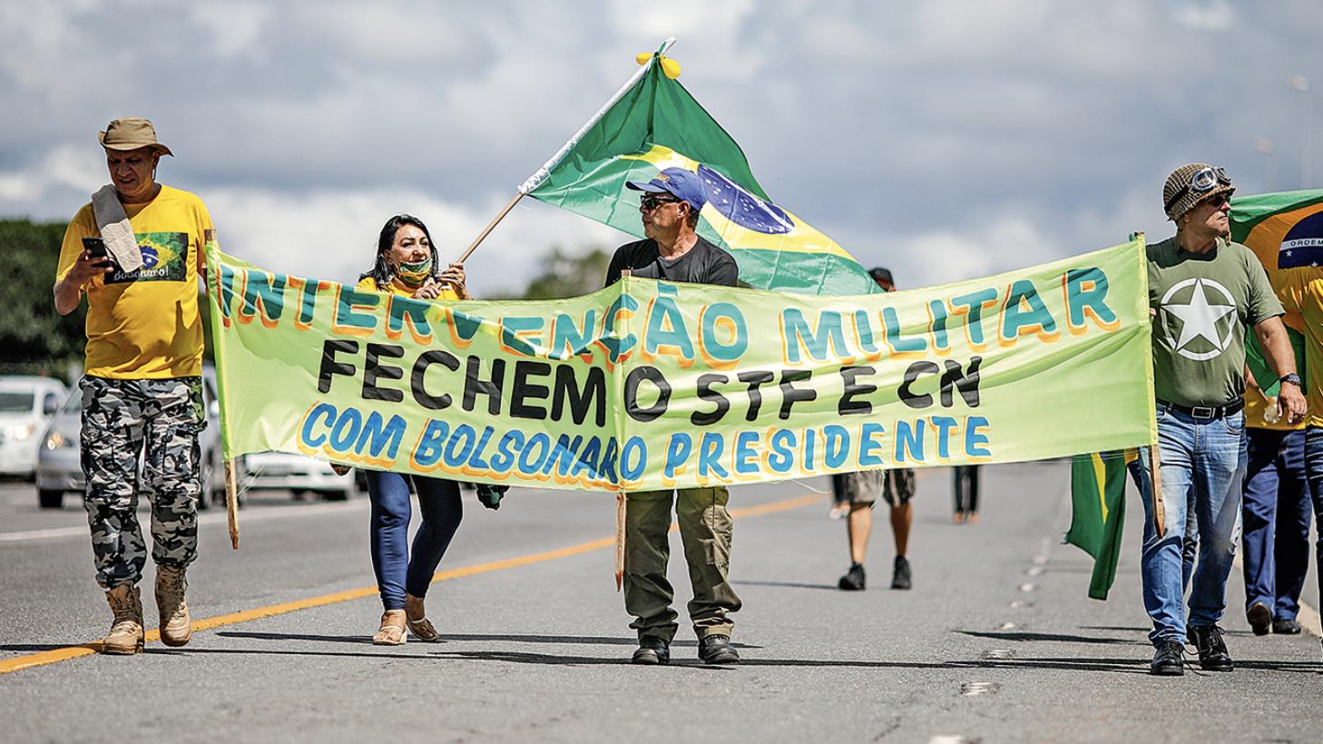 """Políticos de Mato Grosso, supostamente apoiadores de Bolsonaro, lançam dúvida sobre força política do bolsonarismo: """"Doentes""""; ouça o áudio"""