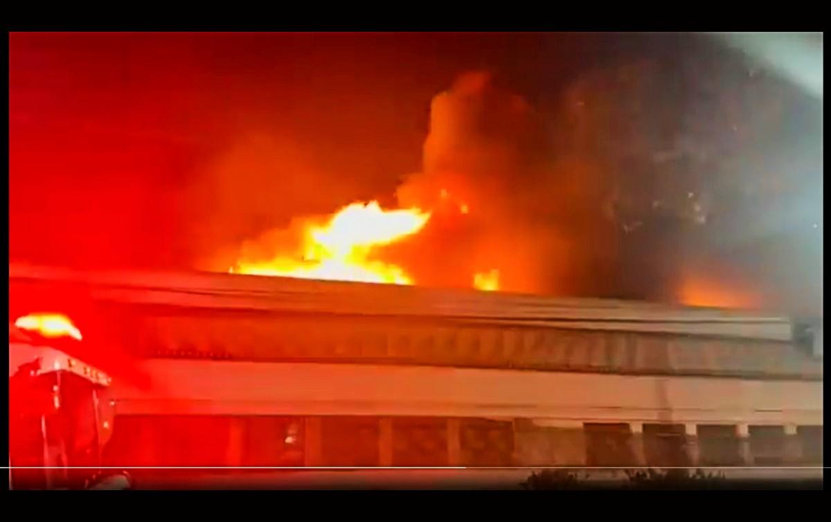 Incêndio na Cinemateca, crime anunciado do governo Bolsonaro