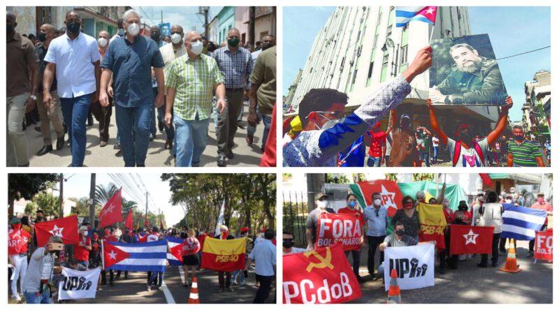 José Raimundo Trindade: Por que  defender Cuba e exigir o fim do criminoso  bloqueio econônico dos EUA