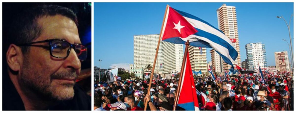 Iroel Sánchez fala ao Barão de Itararé sobre Cuba: Ataques orquestrados, redes, bloqueio, Biden, pandemia, notícias falsas