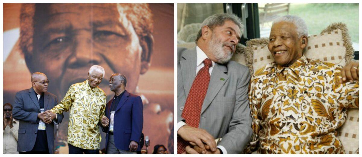 Vivaldo Barbosa: As lições da África do Sul ao Brasil; nas ruas, o povo exige respeito ao seu voto