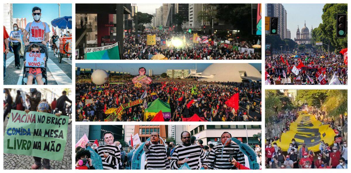 Pimenta: Todos às ruas em 2 de outubro. Fora, Bolsonaro!