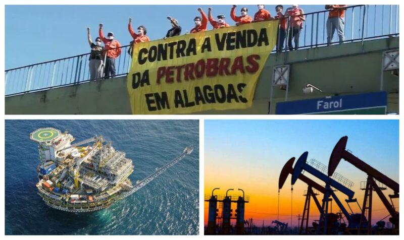 Venda de 7 campos de petróleo da Petrobrás em Alagoas reduzirá  empregos em até 75%, alerta estudo