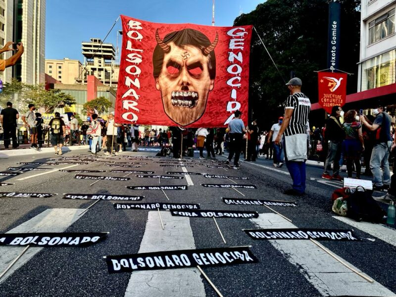 Com PGR e Câmara omissas, Bolsonaro fez o maior ataque à democracia desde o fim da ditadura, usando aparato do Estado