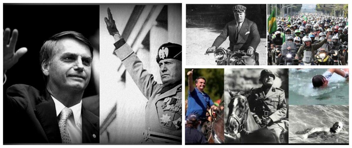 Pimenta: Notas de repúdio não bastam para deter avanço do fascismo do capitão que quer ser Mussolini dos trópicos