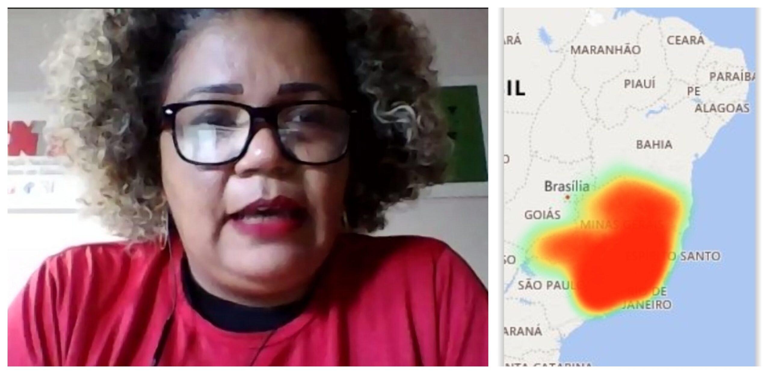 Sind-UTE/MG mantém greve sanitária contra retorno presencial: Risco a alunos, profissionais e comunidade; vídeo