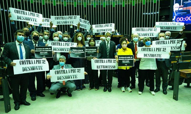 Rogério Correia denuncia PEC da reforma administrativa: Destruição dos serviços públicos, covardia com o povo e mamata para empresas privadas; vídeo