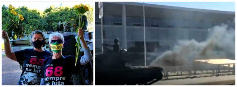 Pimenta: Forças Armadas se prestaram a espetáculo de quinta categoria